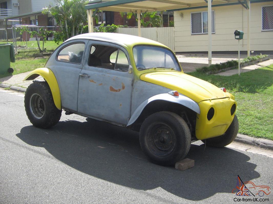 VW 1966 Volkswagen Beetle With Bugeye Baja Body KIT in Eagleby, QLD