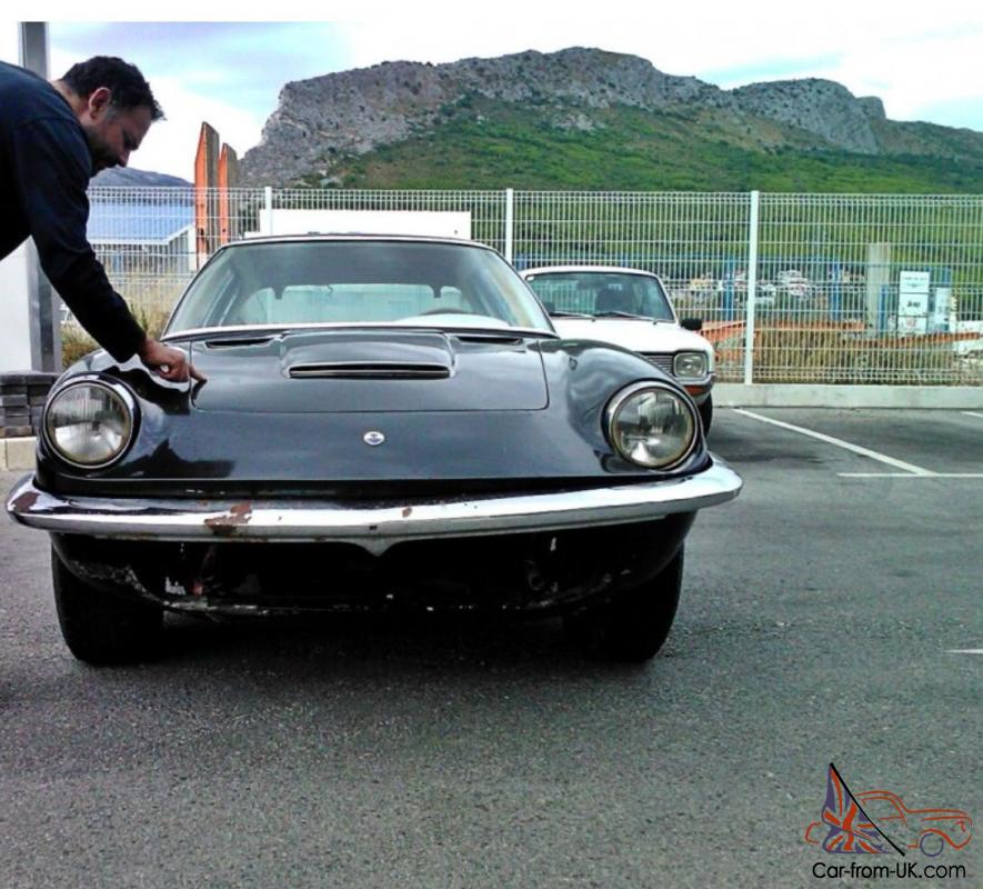 Maserati Mistral 4000 GT, 1968 only 298 made, excellent ...