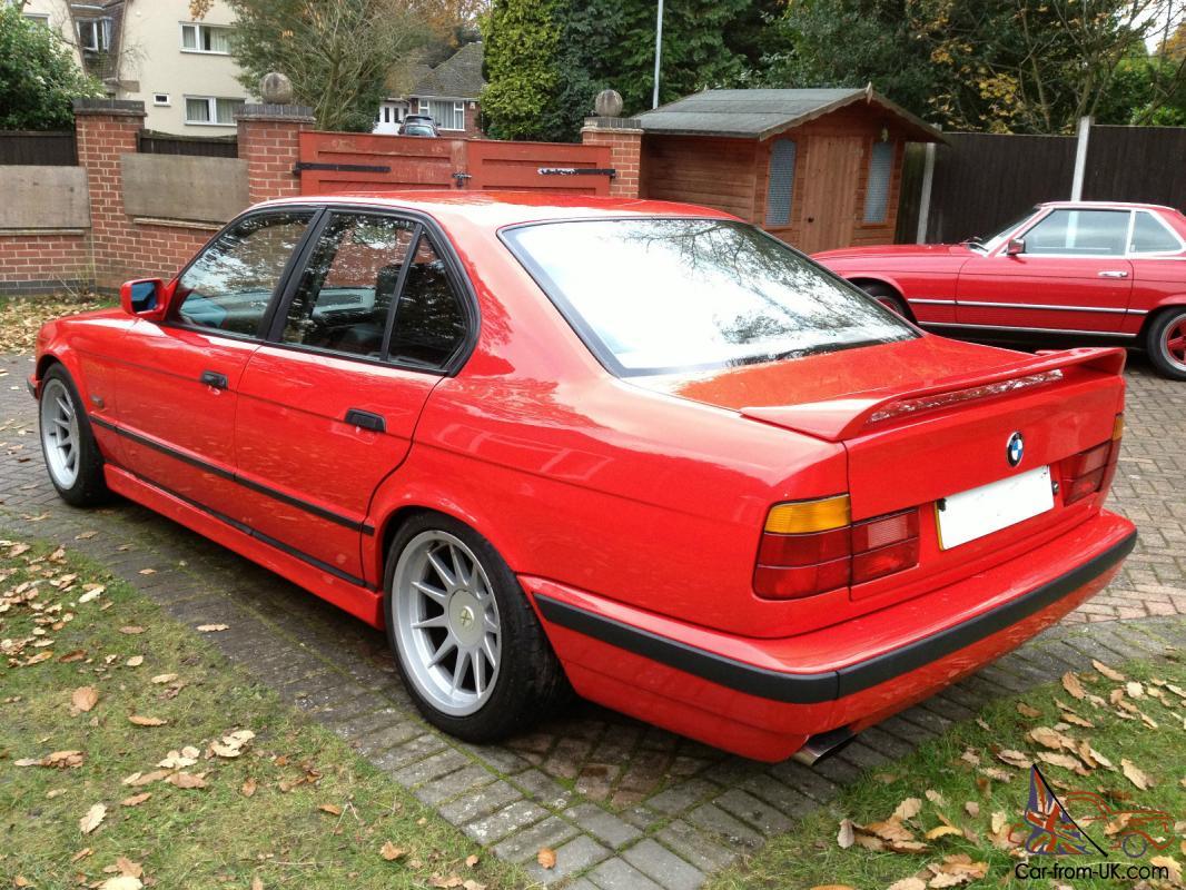 1991 E34 Bmw 535 I Se Hartge H5