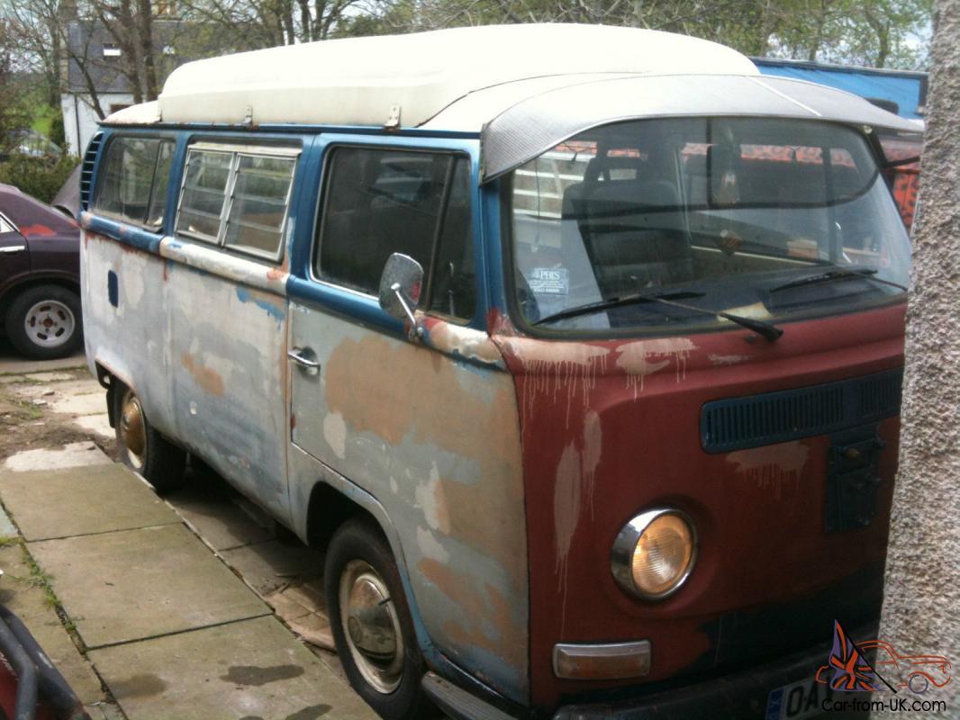 1970 Tax Exempt Dormobile Vw T2 Bay Camper Quot Roxy Quot