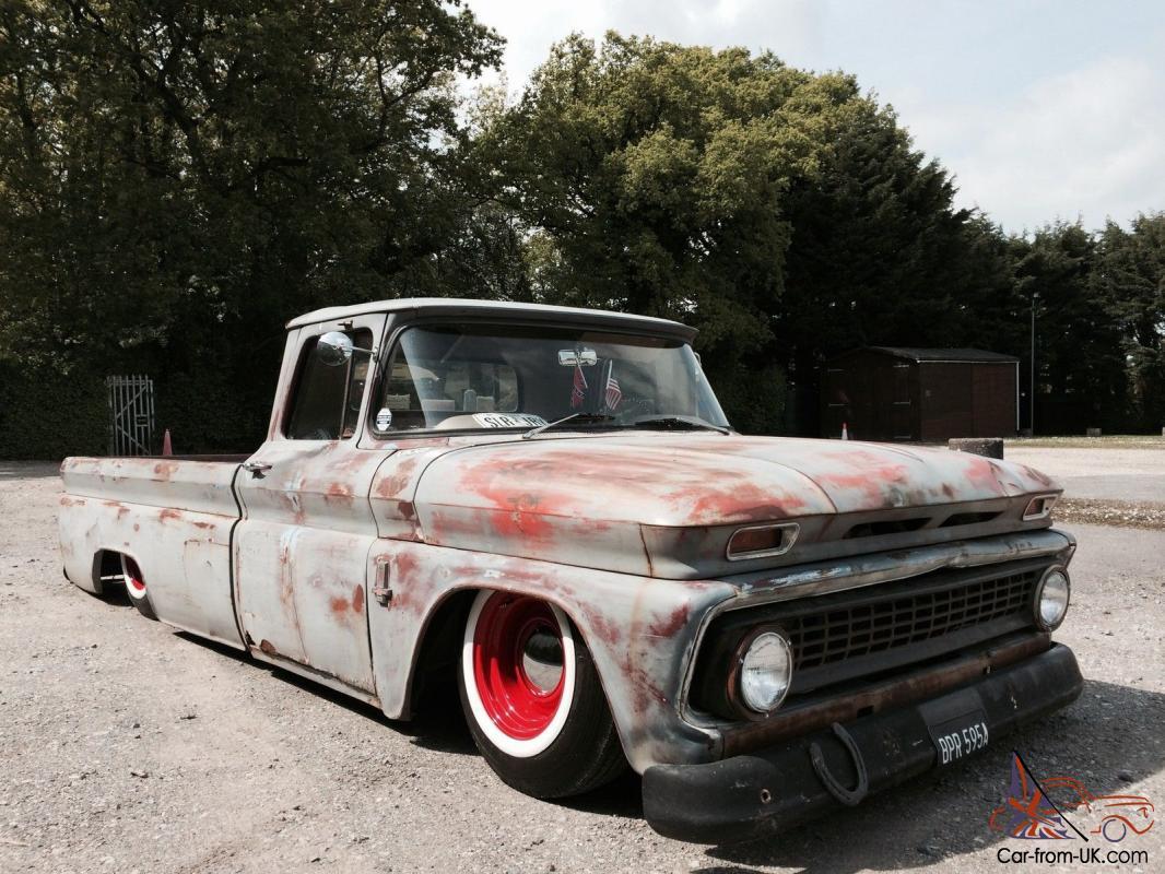 All Chevy 63 chevy c10 : chevrolet C10 fleetside,Air-ride,patina