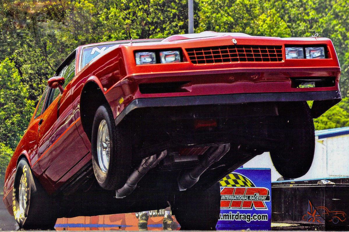 All Chevy 1985 chevy monte carlo ss for sale : Monte Carlo SS street strip drag racing