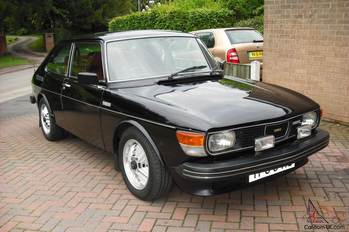 Saab For Sale >> Saab 99 Turbo 1978