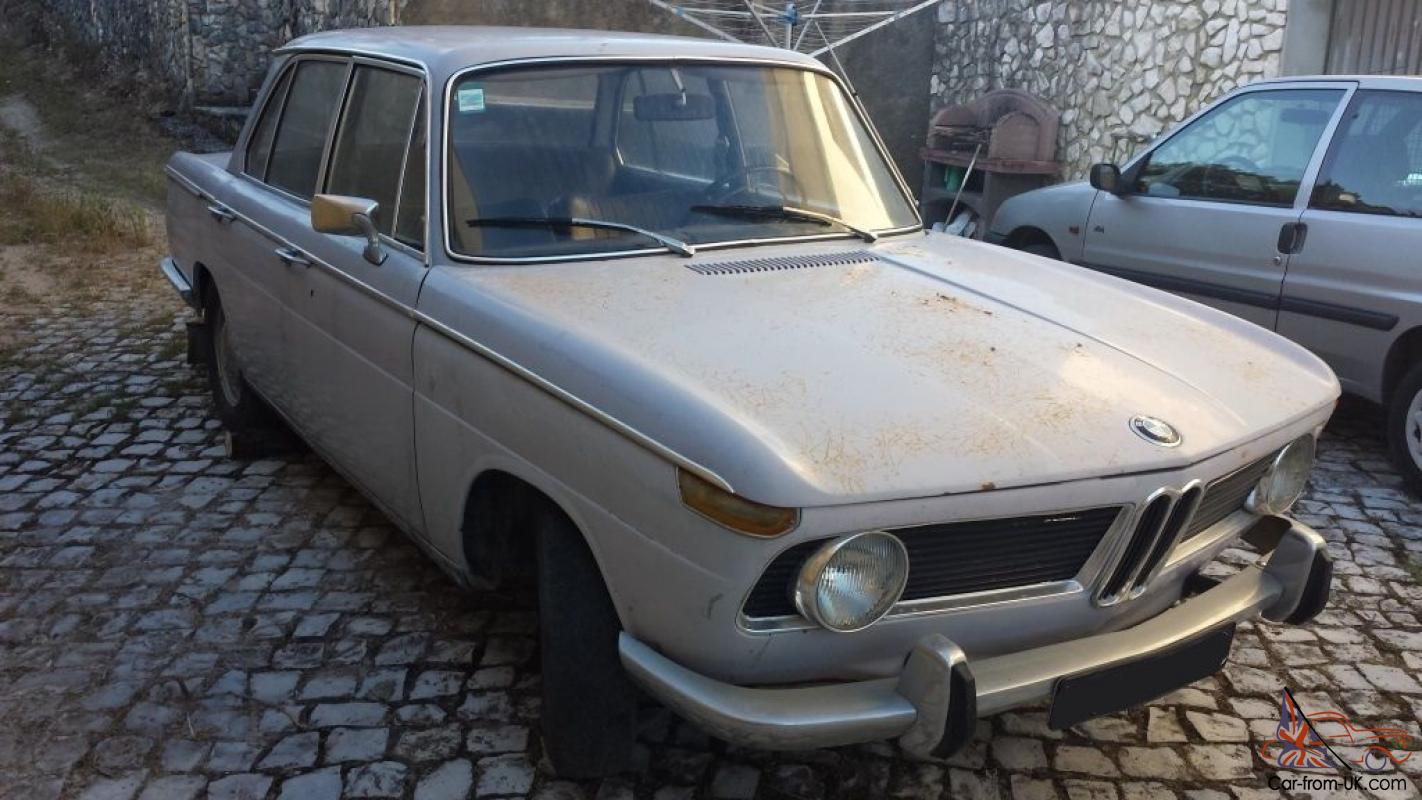 Very Rare BMW 1800 1964 Barn find / restoration project.