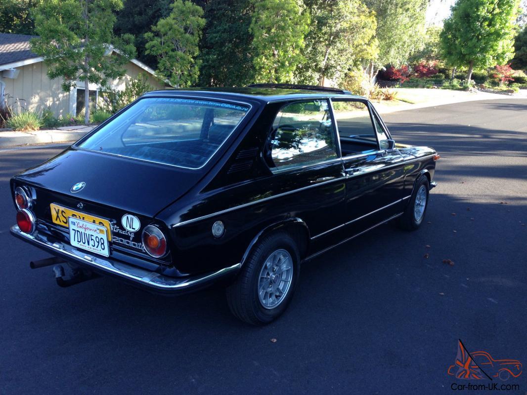 1972 Bmw Touring 2000tii Bmw 2002tii 2002 1600 For Sale