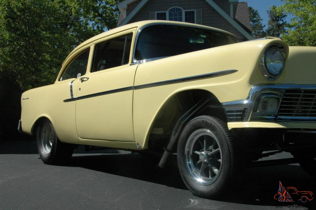 1956 Chevy Gasser Pictures to Pin on Pinterest - Clanek