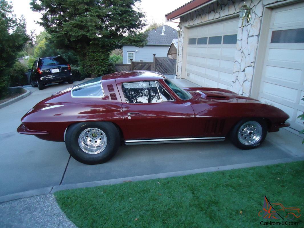 1965 Corvette Race Car