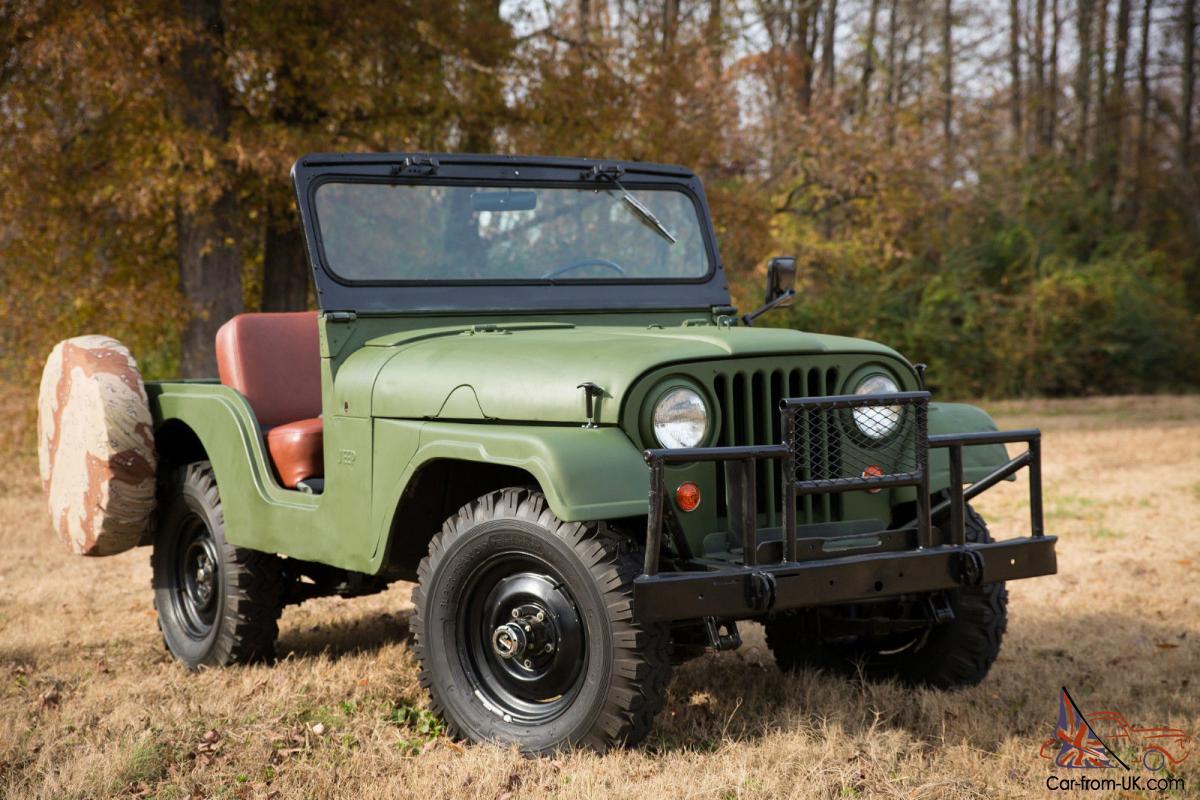 Tvr For Sale Usa >> 1963 Jeep CJ5 Willys