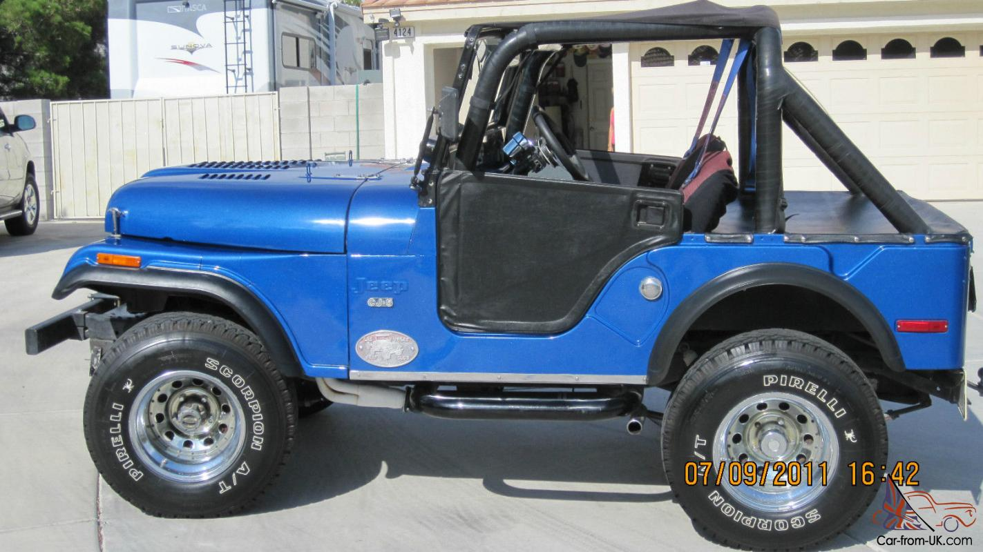 1973 Jeep Cj5 Sport Utility Customized Painless Wiring For Cj