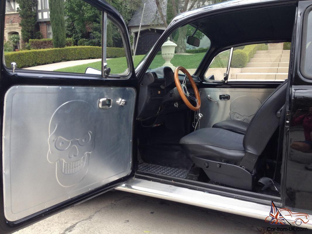 1974 Volkswagen Super Beetle Custom