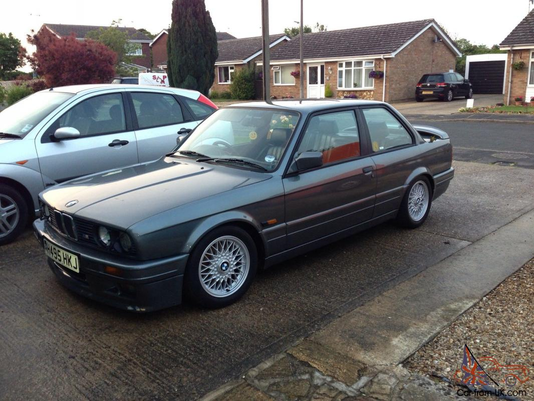 Bmw E30 335i For Sale