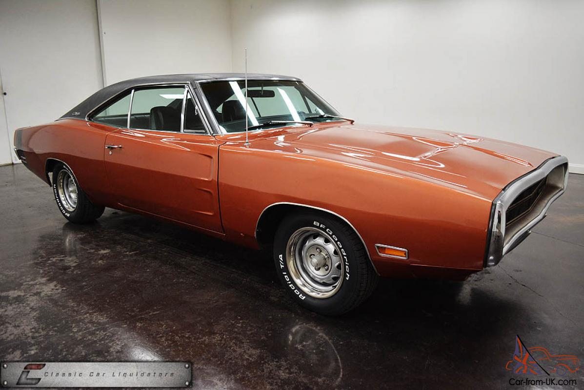 1970 Dodge Charger Big Block 383 727 Automatic