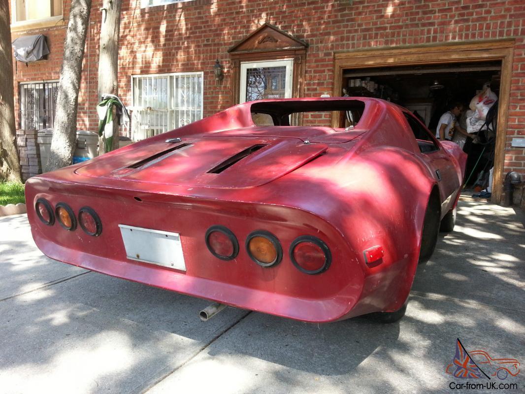 Kelmark Ferrari Dino Kit Car