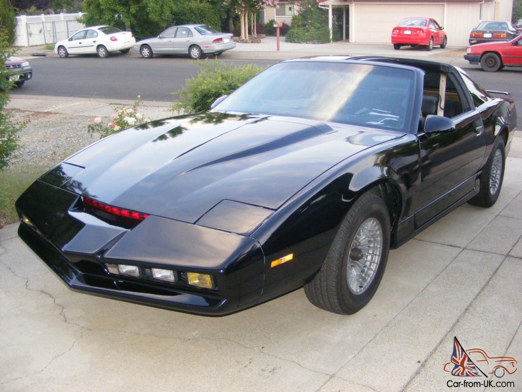 Knight Rider Car For Sale >> Knight Rider Kitt Inspired Replica Trans Am