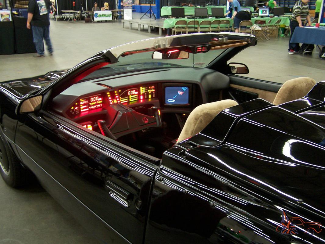 Knight Rider Car For Sale >> 1984 Trans Am Knight Rider Kitt Convertible