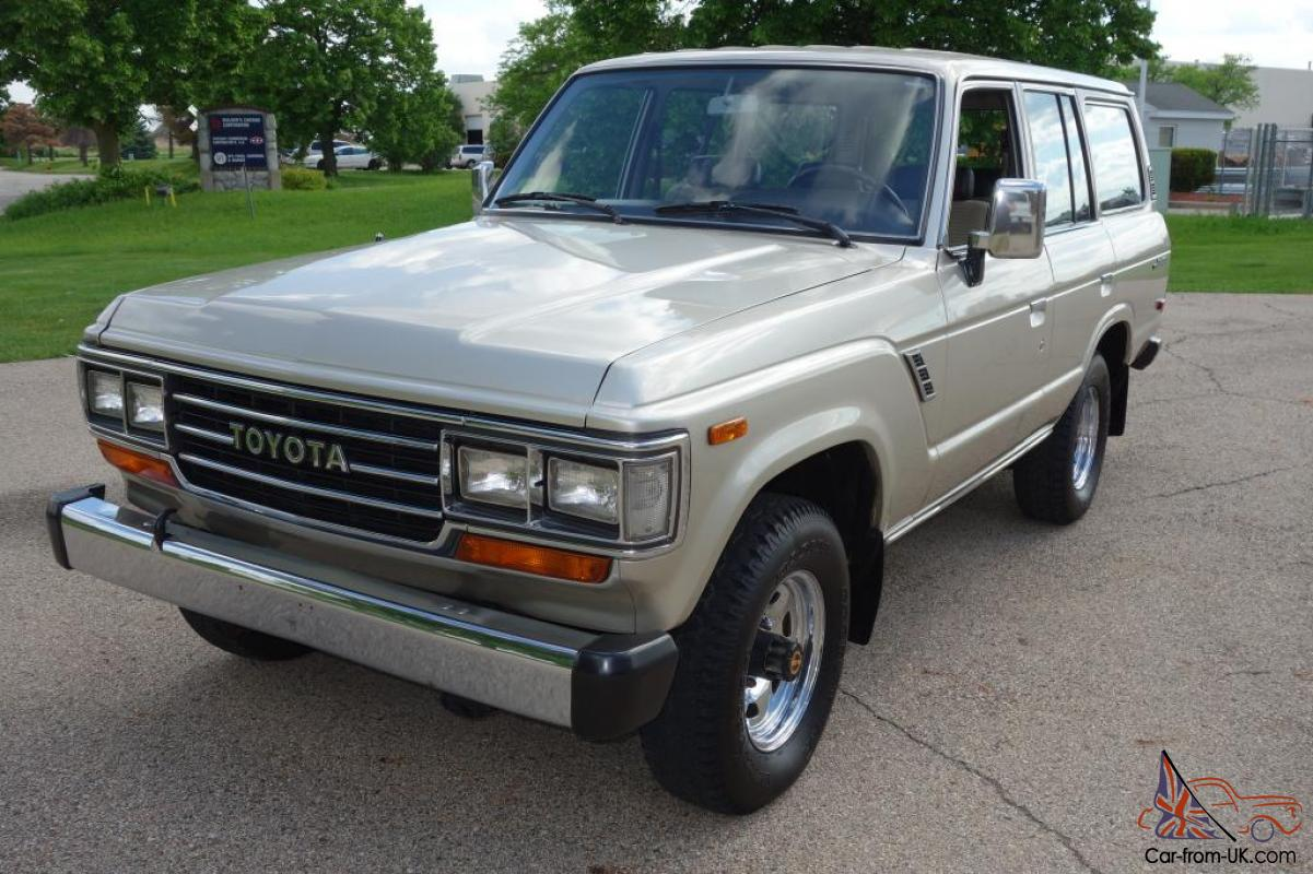 Land Cruiser 4x4 Fj62 Adult Owned And Maintained 1973 Toyota Wheelbase Width