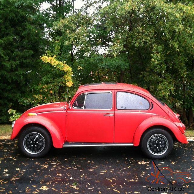 U0026 39 74 Volkswagen Beetle W   Sun