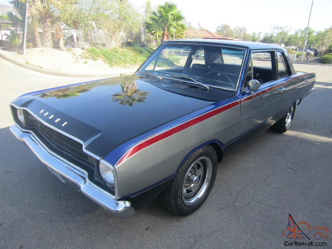 1967 Dodge Dart >> Mopar 1967 Dodge Dart Post 360 Nevada Car