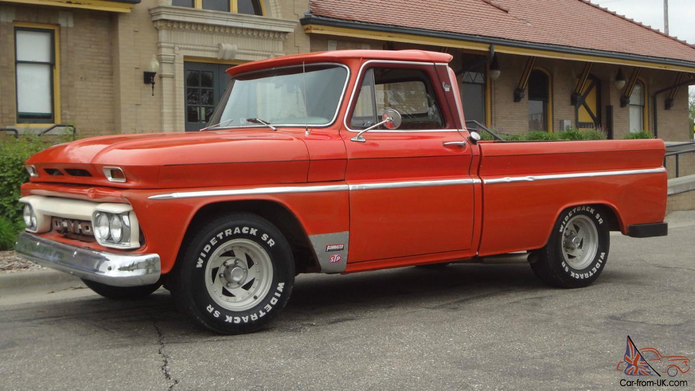 1966 Gmc C10 Hot Rod Shop Truck