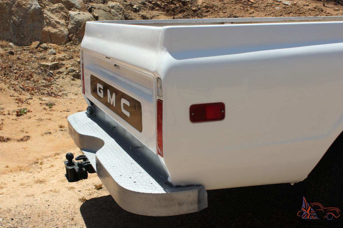 1970 GMC Chevy K20 4x4 3/4 ton