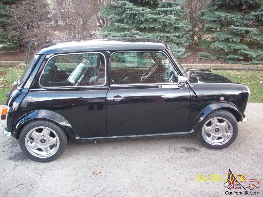 1960 Mini Cooper Street Rod 108 HP