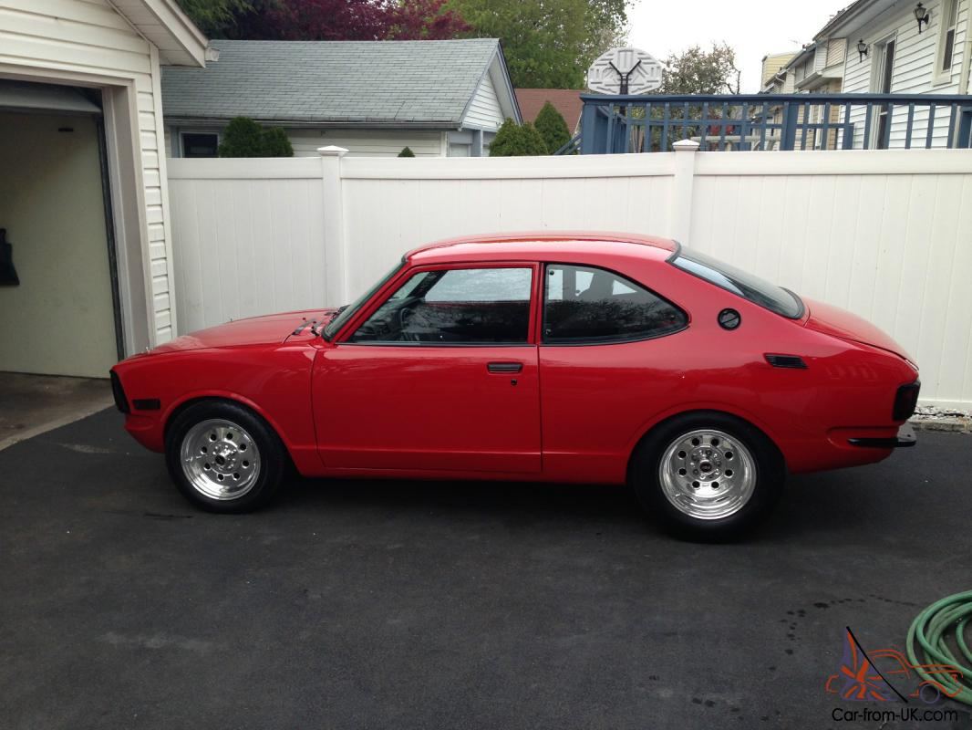 1974 Toyota Corolla Fully Restored