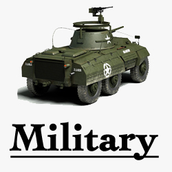 Military Cars for Sale in the United Kingdom